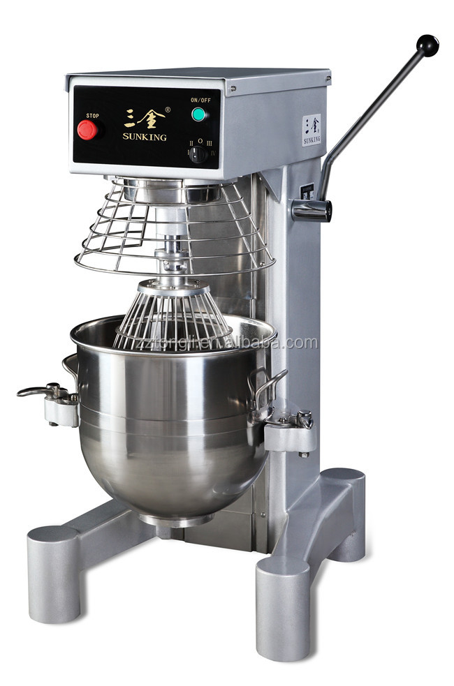 4 fast speed food mixer/b40 Planetary mixer