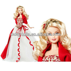 wedding decoration fashion royalty dolls for sale