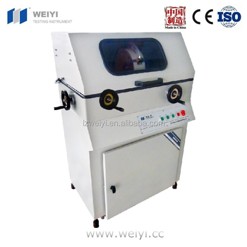 QG-4 metallographic sample cutting machine