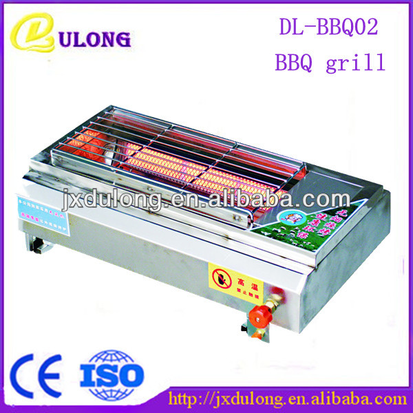 CE approved cheap stainless steel electric shawarma/kebab machine for sale