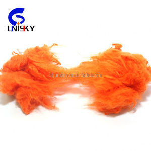Recycled Widely Used Polyester Fiber Synthetic Staple Fiber