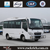 New Model 19 Seater RHD Small Passenger Tourist Bus With Price