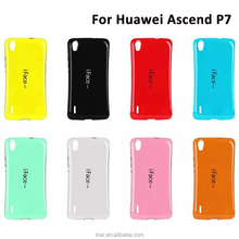 10 Colors available Iface Mall Cover case for huawei ascend p7