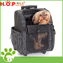 Factory Wholesale Great Quality Trolley Pet Carrier/Pet Carrier on Wheels