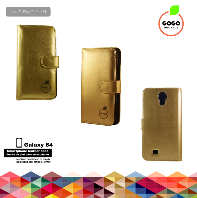 Smartphone leather cases from Spain Zeus