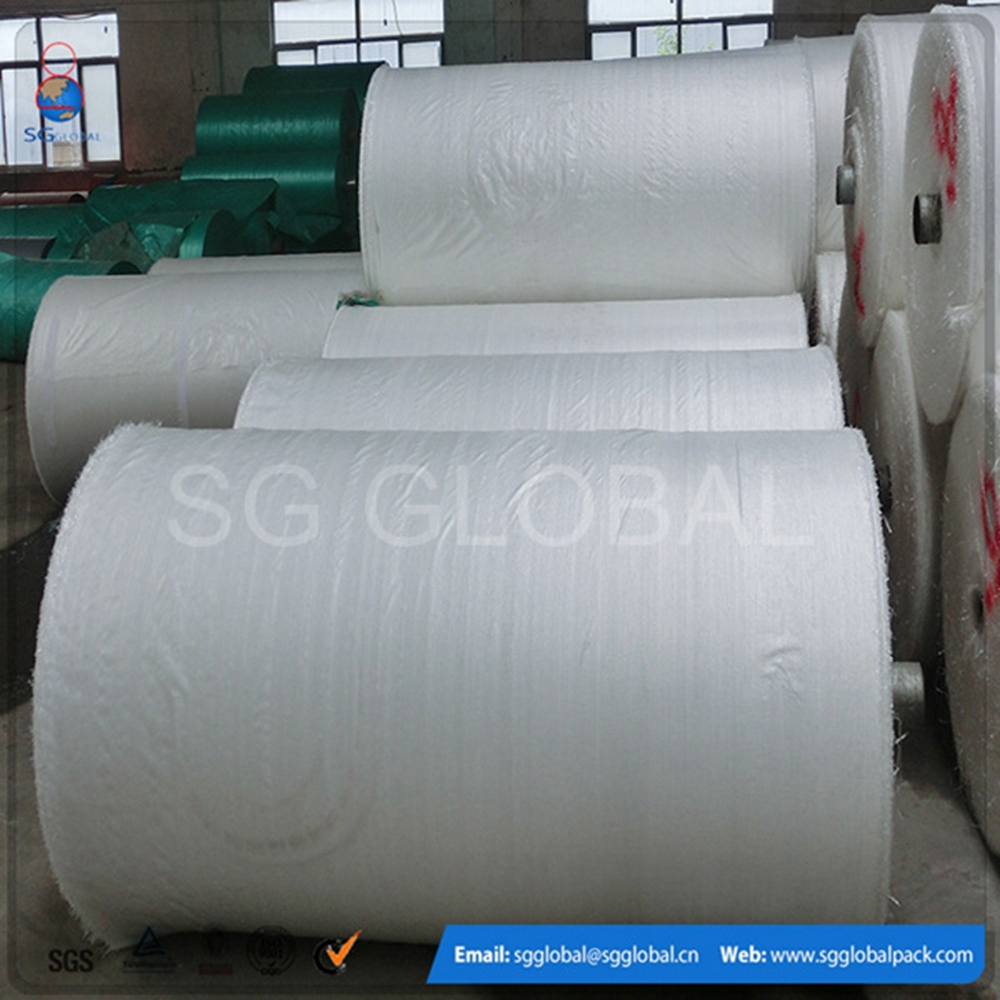 Top quality tubular PPwoven fabric