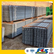 High Ribbed Lath Shuttering Plate