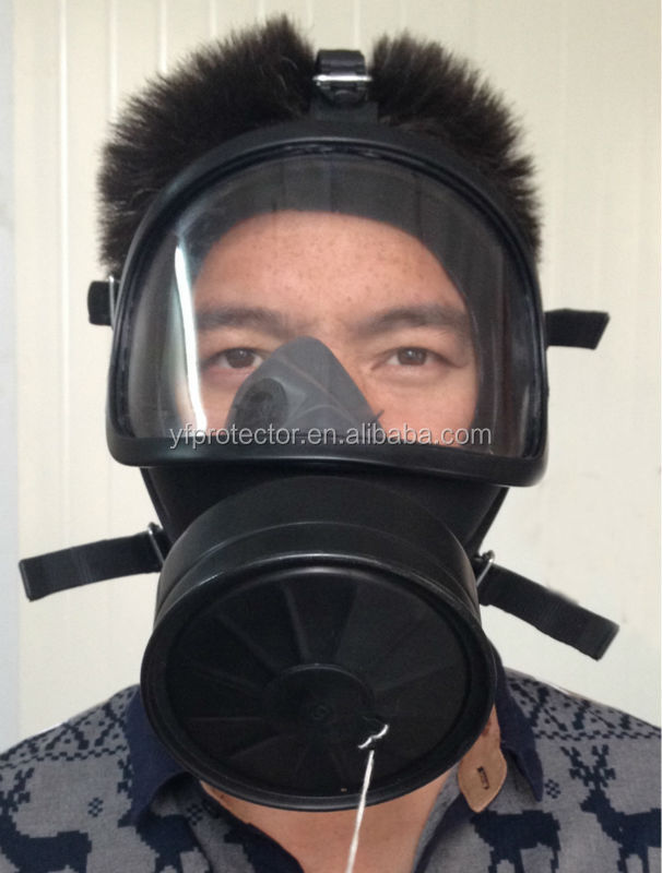 Police military tactical full face mask