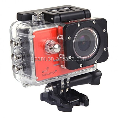 Original SJCAM5000 Plus WIFI Ambarella A7LS75 1080P 60FPS WiFi Sport Action Camera