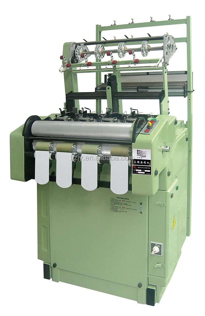 CKY-P4/80 High Speed Top Quality Shuttleless Satin Ribbon Making Machine