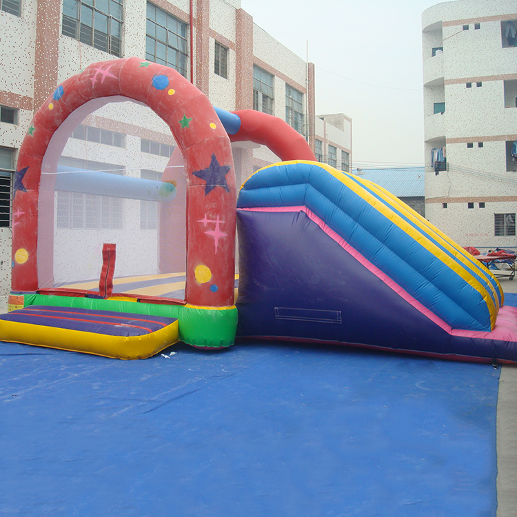 Cheap Price inflatable adult bouncy castle ,princess inflatable combo with slide for sale
