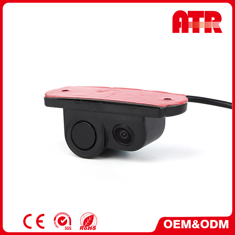 Low light view camera car parking system sensor