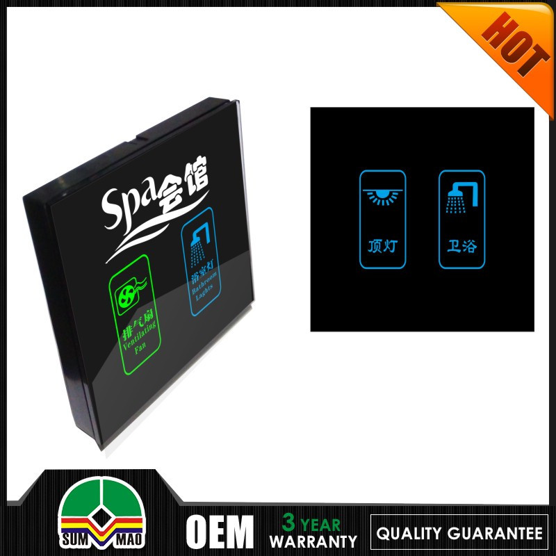 Best Price Home Automation 900w Power Rating 3 Gang Remote