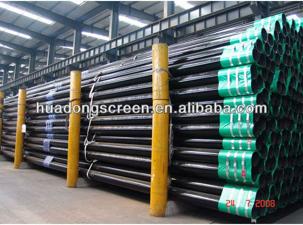 API 5CT conductor pipe casing/oil well casing and tubing pipe(Manufacturer)