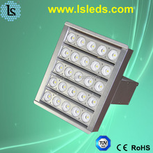5 years warranty Meanwell Driver 160lm/w Bridgelux chips led high bay light fixture with long life span 80000 hours