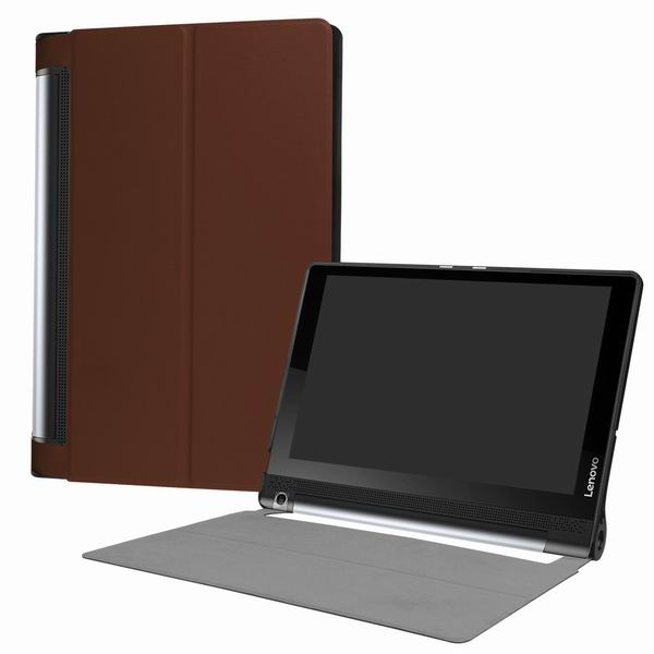 for Lenovo Yoga Tablet 2 10 Folio Case,Universal leather case for Yoga 10 inch