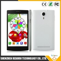 Wholesale 5.5 Inch MTK6572 Jiake V5 Dual Core Ultra Slim Android Smart Phone
