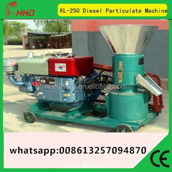 China Hot Selling Saw Dust Wood Pellet Machine With Low Price