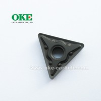 Carbide cutting tools manufacturers TNMG160408-OMM/TNMG332 for speciality steels semi-finishing Tungsten carbide insert
