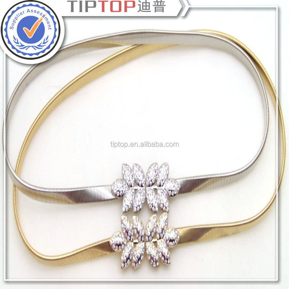 2015 new fashion accessories design pu belt