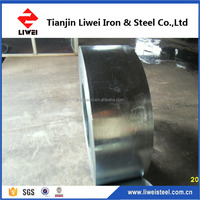 Anti Figure Print Customized Corrugated Galvanized