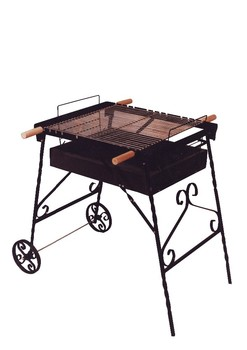 Charcoal Garden Grill S