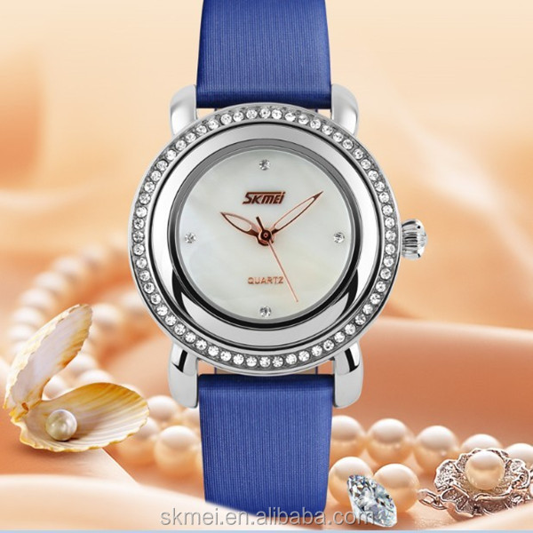 Fortunate female leather strap jewelry bracelet watch delicate product