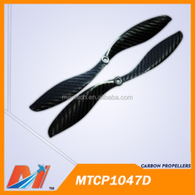 Maytech quadrocopter carbon propeller 10x4.7inch for DJI quadcopter/drones UAV