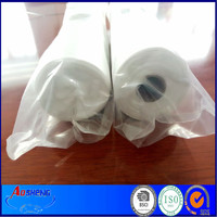 Plastic PE film Poly sheet construction film in roll 2mx50m