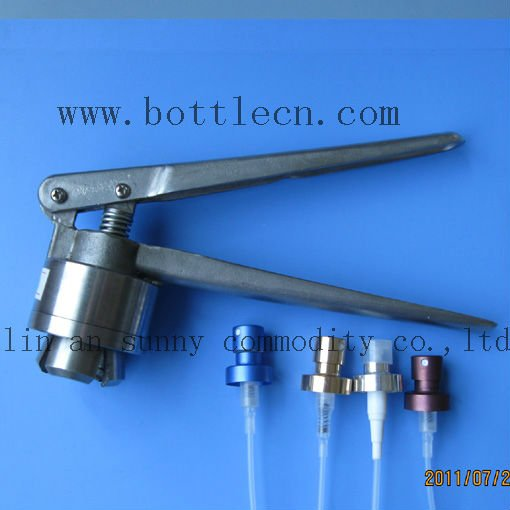 perfume bottle crimping hand tools