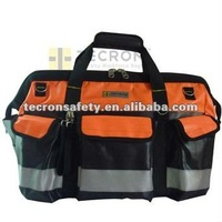 PVC Coated Polyester Mesh Tool Bag