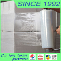 China factory 100% virgin lldpe Pallet stretch film