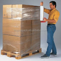 PE Stretch film widely use for packing