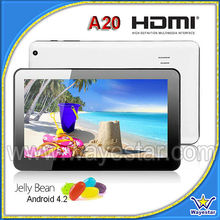 "Allwinner A20 9"" tablet android4.2 N906 dual core"