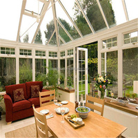 Aluminum sunrooms, first class quality sunroom, anti-sound, long life-time