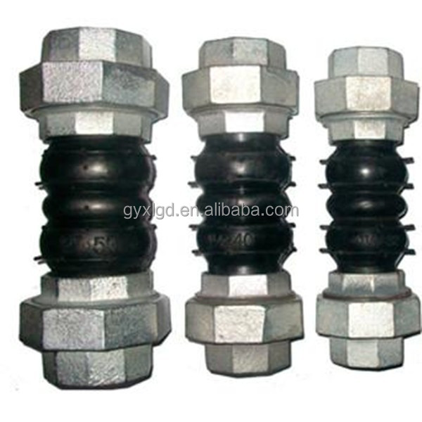 Union Type expansion rubber joint rubber bellows pn16