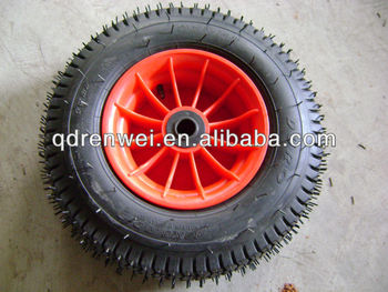 16*6.50-8 rubber wheel, ATV wheel, beach cart wheel