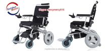 e-Throne! New version! lightest folding / foldable / portable power electric wheelchair FDA approved, the best in the world
