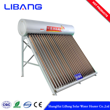 solar water heater price in india raw materials supply