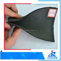 China 3mm Silicone Foam Rubber Insulation Sheet
