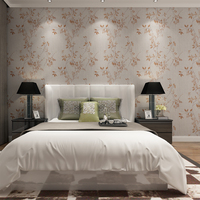 Modern style moisture-proof wallpaper for spa decoration