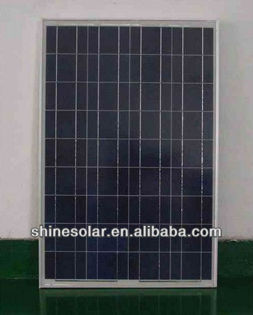 pv solar panel support 150W poly SN-P150