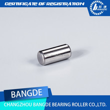 Precision Short and Small flat end bearing rollers
