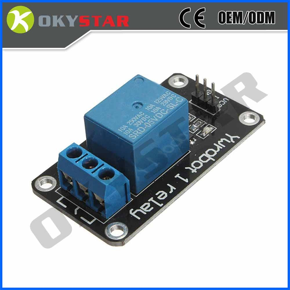 5V One 1 Channel Relay Module electrical relay Board relay module 5v Shield relay Module