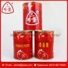 Wholesale china factory tinned tomato paste 1000g and delicious tomato ketchup