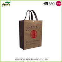 Hottest selling factory direct sales excellent non woven bag with wheels