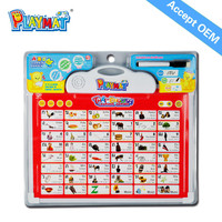 Interested Sound Board with sound in Thai Rich learning Content include a doodle pen CE EN71 RHOS 6P AZO