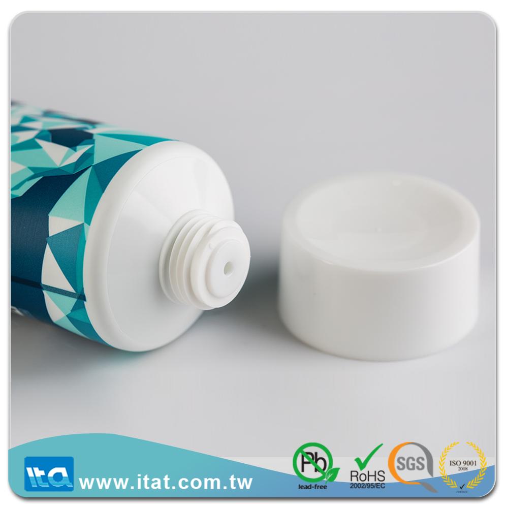 Plastic tube acrylic screw cap liquid packaging company