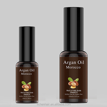 Private Label Argan Oil Hair Oil Wholesales