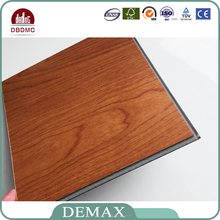 Factory Directly Sale Uv Coating Commercial Pvc Vinyl Flooring/vinyl Floor Planks Handscraped Surface flooring